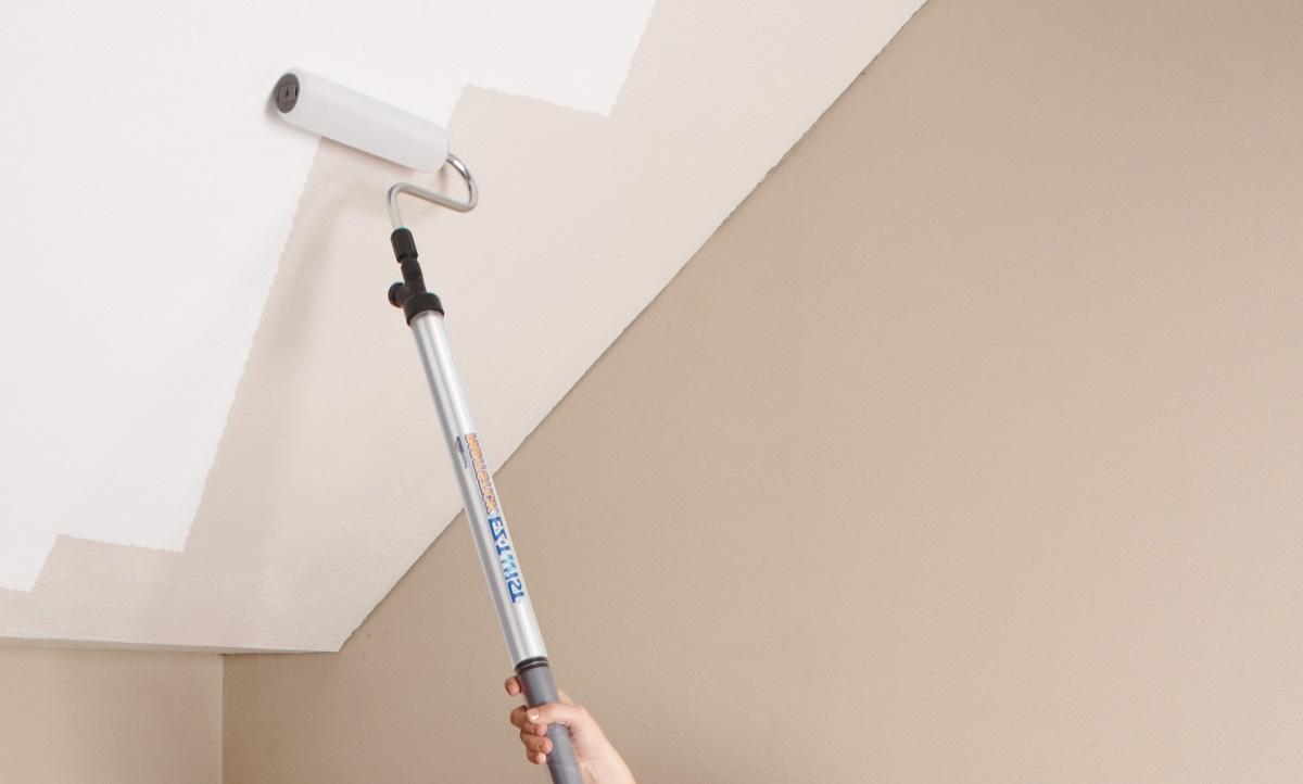 การทาสีฝ้าเพดานที่คุณควรรู้ไว้