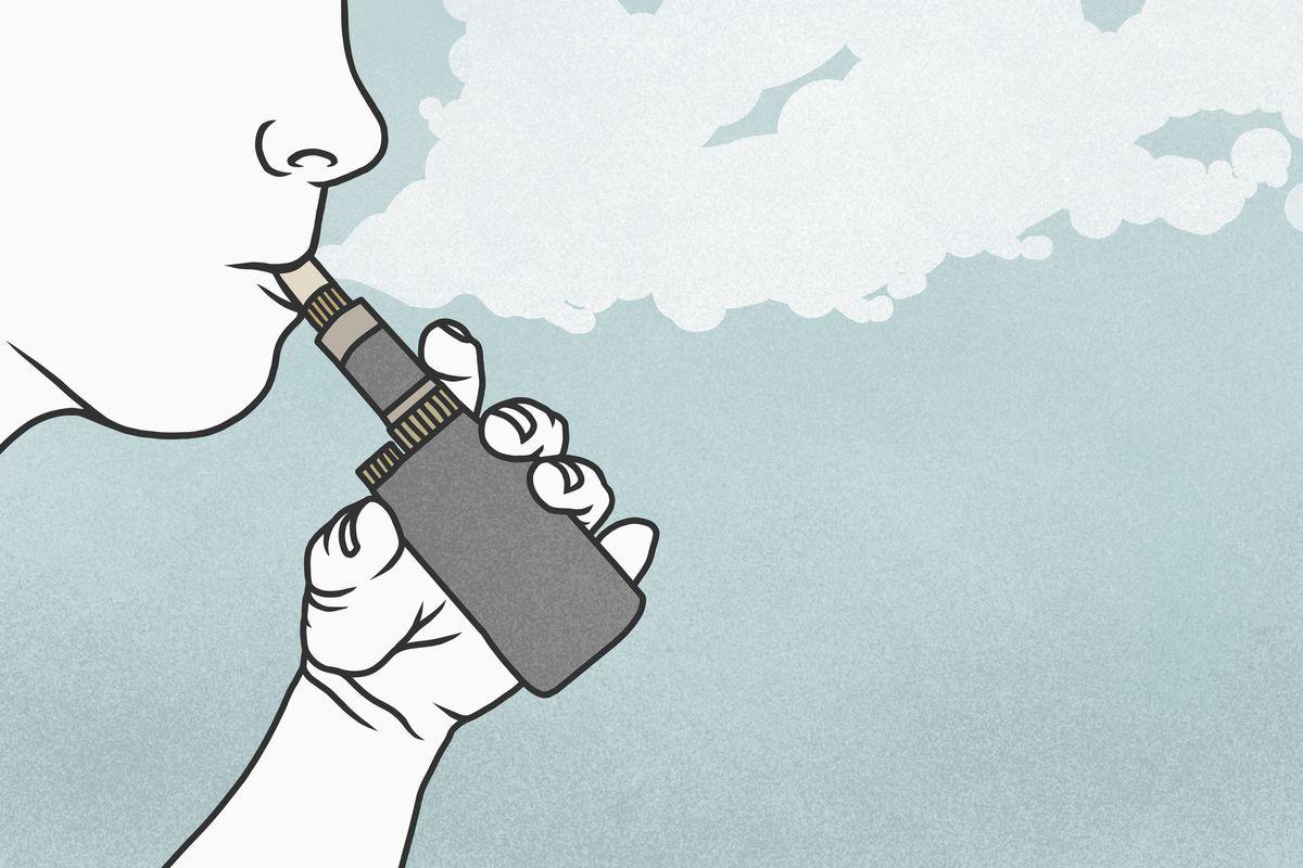 บุหรี่ไฟฟ้ากับสุขภาพ